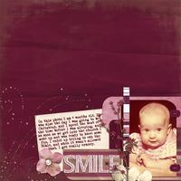 Smile - Challenge #8