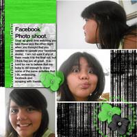 Challenge #9-Facebook Photoshoot