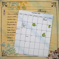 September Calendar Challenge #11