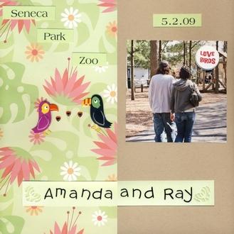 Amanda and Ray