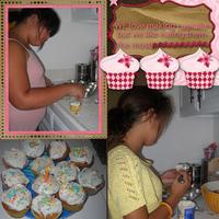 Challenge #12-Cupcakes