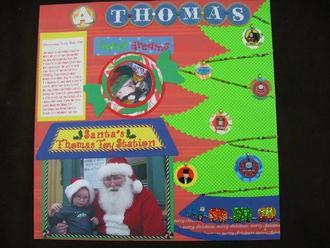Thomas Christmas 2006