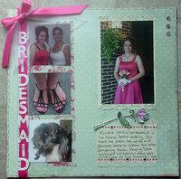 Bridesmaid (Freaky Friday Challenge 9/4)