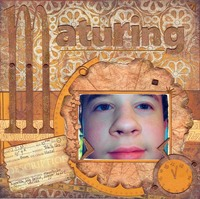 Maturing     Altered Object Challenge Sept 2009