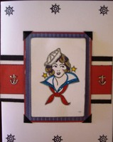 Sailor Card
