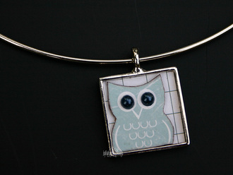 Whoo Loves You Necklace