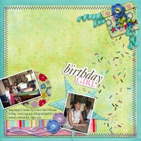 Becky's Birthday *Digi Reveal 10/2*
