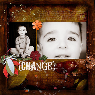 Seasons Change {CT SAS Reveal}