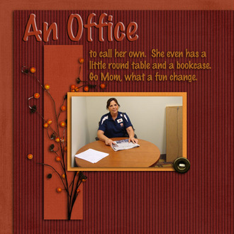 Oct Color Chlg - An Office