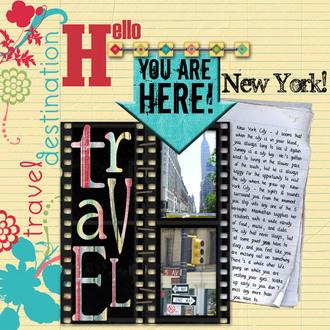 Oct Ad Inspiration Chlg - Hello New York