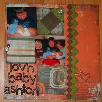 Lov'n baby Ashton