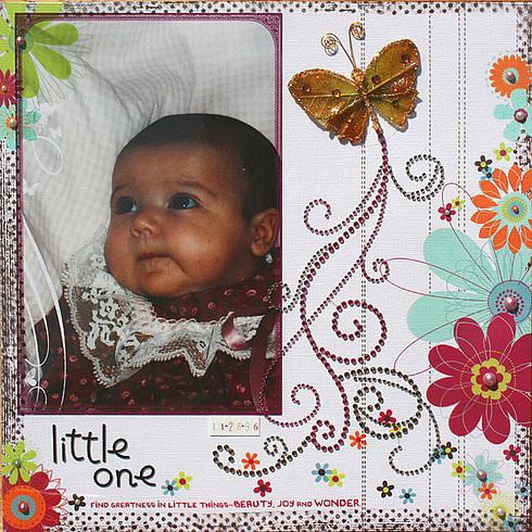 Marissa - 1 1/2 months old (11-25-96)