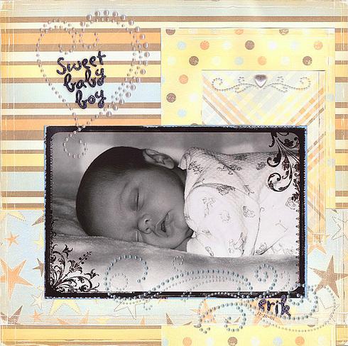 Erik - 1 month old (12-20-01)