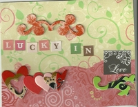 Lucky in Love Lucky Card Challenge 2009