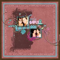 Girly Girls {Countdown Challenge}