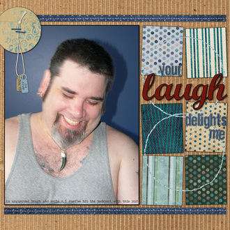 Your Laugh Delights Me