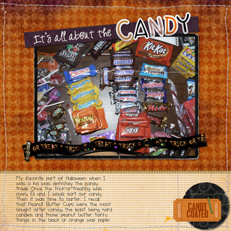 It's All About The Candy
