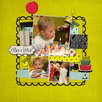 Make a Wish (Designer Appr - Designs by Krista)