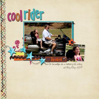 cool rider {digi CT reveal}