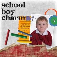 school boy charm