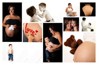 My Maternity Montage