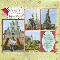 Magical Day at Disney
