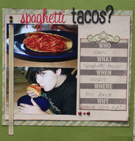 spaghetti tacos? **MME Life Stories CT Reveal**