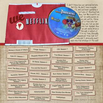 We Love Netflix