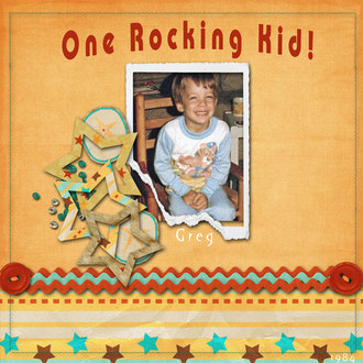 Rocking Kid