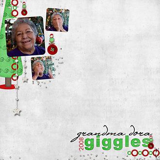 Grandma Dora Giggles