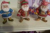 Christmas Ornament Exchange 2009