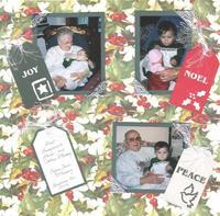 Joy, Noel, Peace
