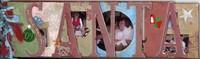 Santa Word Album