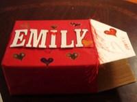 Emily Altered Box