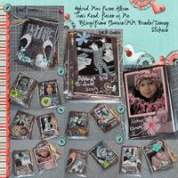 Mini Purse Album