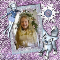 Emily - Christmas 2009