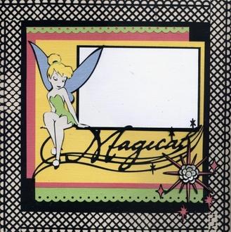 """Magical"" - Disney Cricut Reveal"