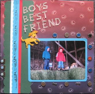 Boys' Best Friend