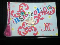 Inspiration Journal Book