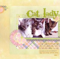 Cat Lady **Sketch Reveal**