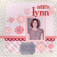 Aunt Lynn **Sketch Reveal**