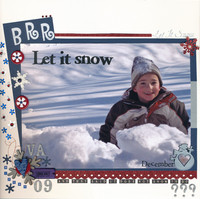 Let it SNOW!!