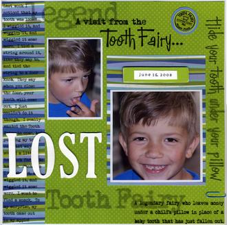 LOST (jan theme challenge)