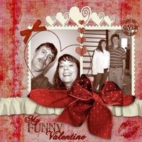 My Funny Valentine *Digi Reveal 2/5/10*