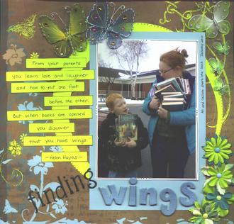 finding wings