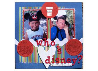 Who *hearts* Disney (apparently, not everyone!)