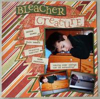 Bleacher Creature