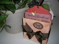 Sweetest Memories - Mini Album in a box