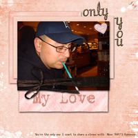 Feb Color Chlg - Only You My Love