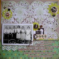 DieCuts and Doilies Class Info